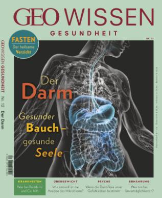 GEO Wissen Gesundheit, Ausgabe 12